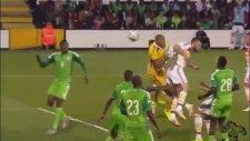 Bilerek Gol Yiyen Nijeryalı Kaleci