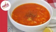 Domatesli Şehriye Çorbası | Nefis Yemek Tarifleri