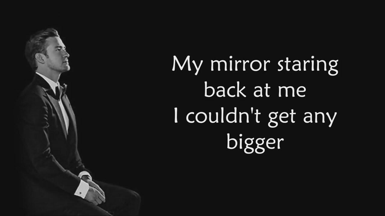 Justin Timberlake Mirrors Lyrics Izlesene Com