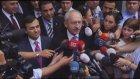 Kılıçdaroğlu, Tuskon Ziyareti Sonrası Soruları Cevapladı - İstanbul