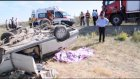 Trafik kazası: 1 ölü, 4 yaralı - ADIYAMAN