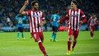 Raul Garcia dönerek müthiş attı!
