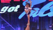5 Yaşındaki Amigo Kızdan Mühteşem Gösteri