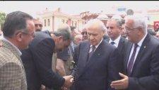 Bahçeli, Ağlı Belediye Başkanı Çolak'ı Ziyaret Etti - Kastamonu