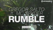 Gregor Salto Ft. Mc Spyder - Rumble