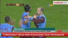 Galatasaray, Olcan İçin İlk Adımı Attı