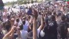 Kahramanmaraş'ta Bbp'liler İle Polis Arasında Gerginlik