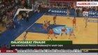 Basketbol Liginde F.Bahçe-G.Saray Maçı Öncesi İlginç Yasak