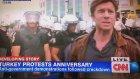 CNN Spikeri Ivan Watson Canlı Yayında Tutuklandı