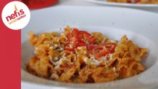 Tavuklu Makarna Nasıl Yapılır | Nefis Yemek Tarifleri