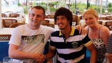 Salih Uçan, Marmaris'te hayranlarıyla buluştu