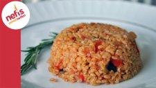 Sebzeli Bulgur Pilavı Tarifi | Nefis Yemek Tarifleri