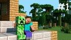 Minecraft Stadyum Yapma Şeysi Bölüm 1 / Ufak Adımlar