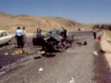 İnanilmaz kaza