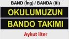 Bando Boru Ve Trampet Takımı Hakkında Bilgiler Majör Hareketler Ritim Kalıpları