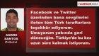 Eski Fenerbahçeli Andre Santos: Türk Olmak İstiyorum