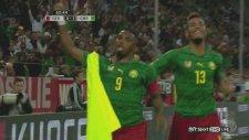 Eto'o'dan Gol Sonrası ilginç Sevinç!