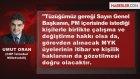 Umut Oran'dan Kılıçdaroğlu'na Sert Eleştiri