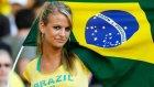 Dünya Kupası'nın Seksi Brezilya Taraftarları