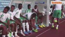 Nijerya'nın 23 kişilik Kadrosu Açıklandı