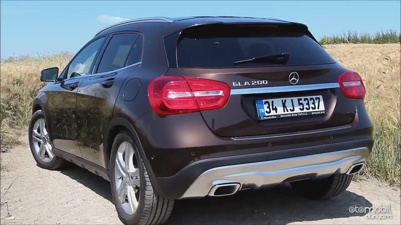test - mercedes-benz gla200 | İzlesene