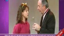 15 Yaşındaki Gülben Ergen Erkan Yolaç'ın 'evet - Hayır' Yarışmasında