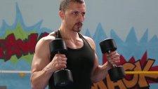 Ön Kol Kasları İçin En İyi 3 Dambıl Egzersizi