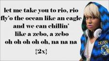 Ester Dean - Take You To Rio Lyrics Hd