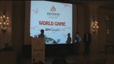 WORLD GAME 2014 - Dr. Marilyn Atkinson