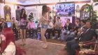 Brezilyalı Kedicikler Adnan Oktar İçin Dans Etti