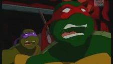 Ninja Kaplumbağalar Sezon 1 Bölüm 10