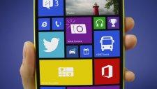 Nokia Lumia 1520 (Canlı Uygulamalar)