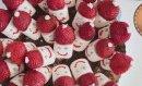 Marshmallowlu Çilekli Noel Baba Tart Tarifi