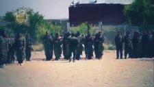 Suriye İslam Ordusu Eğitimi