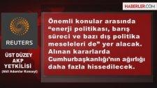 Reuters: Erdoğan Köşk'te Gölge Kabine Kuracak