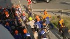 Rus İşçilerin Hiltili, Keserli Dövüşü