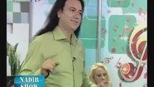 Nadir Show - Bayram Kavadar - Güldanem Potpori - Rumeli Tv