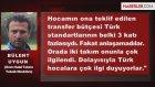 Aykut Kocaman, Katar'dan Gelen Teklifi Reddetti