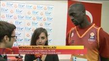 BASKETBOL | Pops Mensah-Bonsu Galatasaray Liv Hospital'da