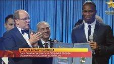 Futbol | Didier Drogba - Golden Foot