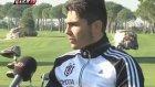 Futbolcularımız Atiba Hutchinson Ve Muhammed Demirci Bjk Tv'nin Sorularını Yanıtladı