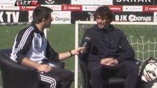 Futbolcumuz Ersan Adem Gülüm Bjk Tv'nin Sorularını Yanıtladı