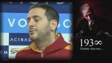 Galatasaray Daikin'den 10 Kasım Mesajları