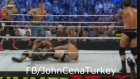 John Cena Team vs Nexus                  WWE SUMMERSLAM 2010
