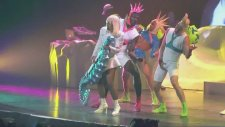 Lady Gaga - Just Dance ( Artrave The Artpop Ball Tour )