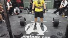Jesse Norris Deadlifting İn The Animal Cage At The Arnold Expo 2014 - Bodybuilding.com