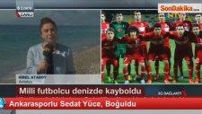 Milli Futbolcu Sedat Yüce Hayatını Kaybetti
