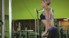 Straight-Arm Pulldown - Back Exercise -