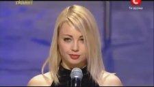Ukraine Got Talent - Anastasia Sokolova - Direk Dansı