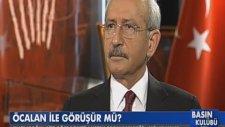 Kemal Kılıçdaroğlu - Kürt Sorununu Nasıl Çözeceğimiz Şuanda Aklıma Gelmiyor